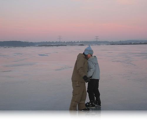 Skøjteløb 2006…