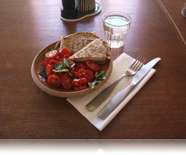 Frokost....