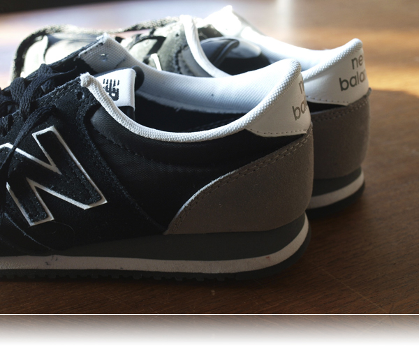 New Balance....