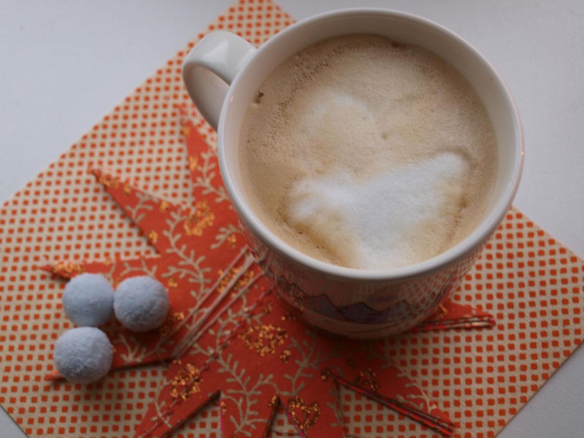 Kaffe tår og stjerne...