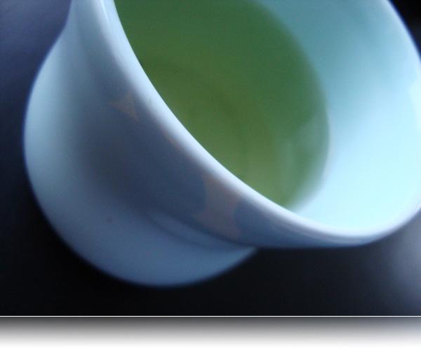 Grønt i blåt...