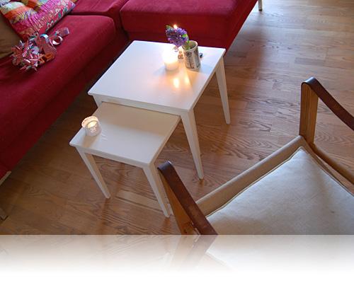 Nye gamle borde...
