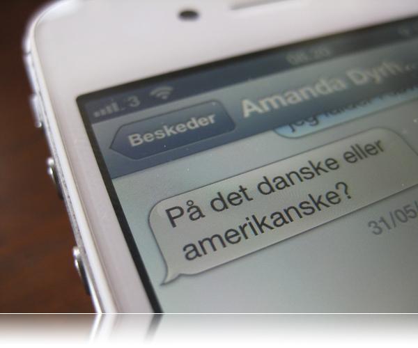 Kommunikation....