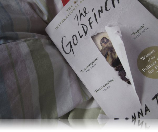 The  Goldfinch...