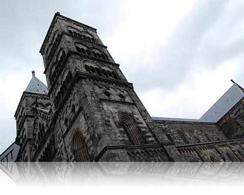 Domkirken i Lund…