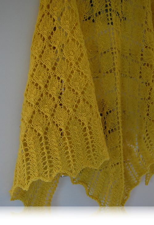 Forest Canopy Shawl…