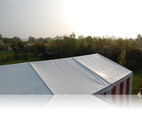 Nu med telt…