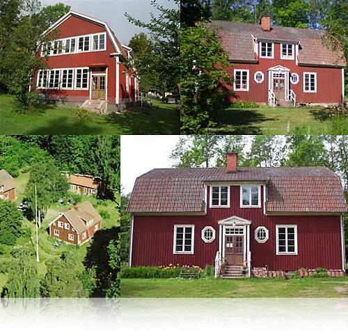 Svensk gammel skole…
