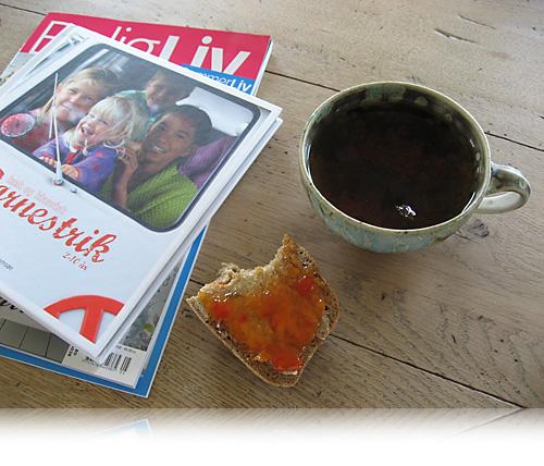 Tea-time…