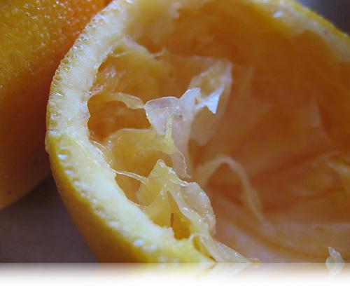 Med orange..