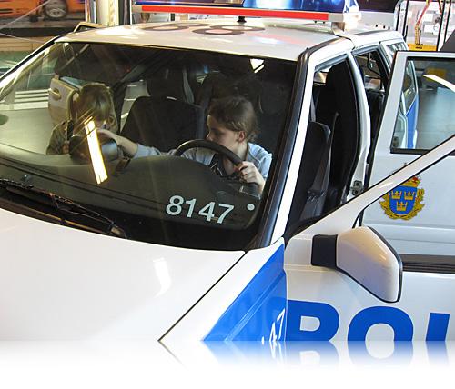 Politi og røvere…