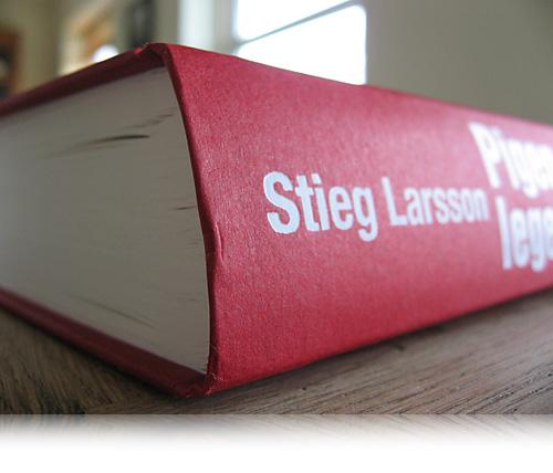 Stig Larsson…
