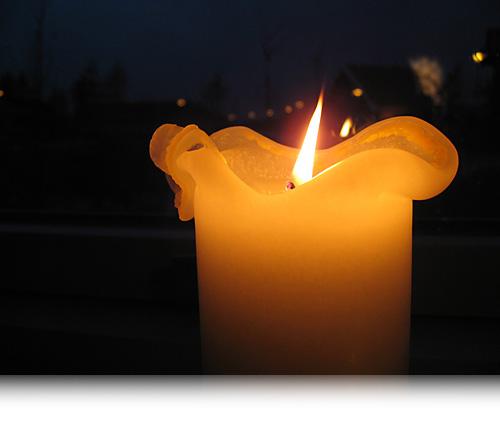 Lys i mørket…