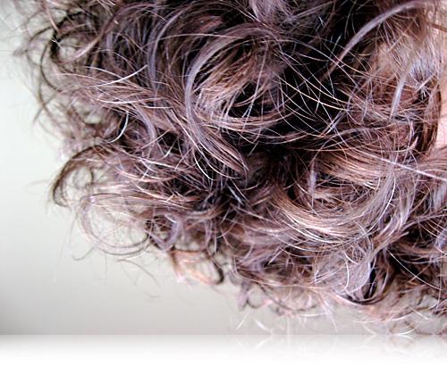 Nyt hår…
