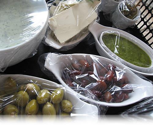 Oliven og sådan…