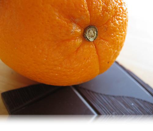 Orange…