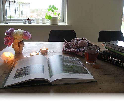 Stilhed og alenetid…