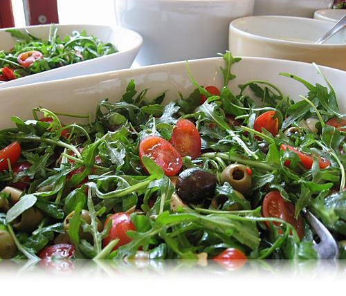 Une Salade…