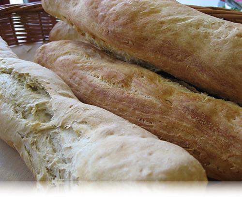 Sprøde brød…