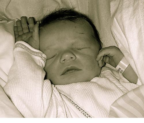 Noa nyfødt…
