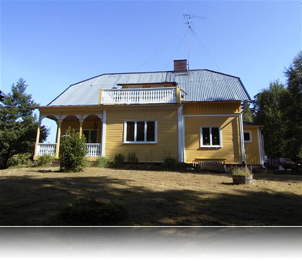 Det gule hus i Sverige…